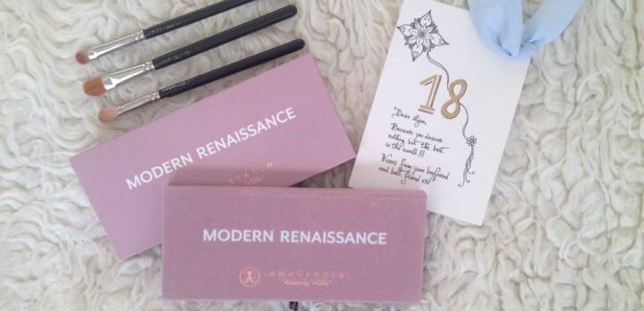 Anastasia Beverly Hills: Modern Renaissancepalette