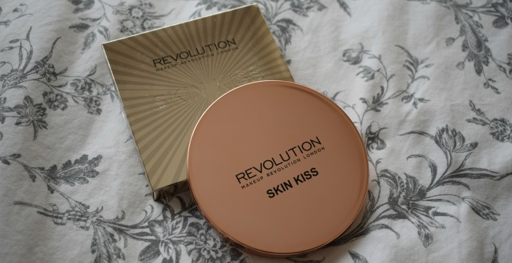 NEW: Makeup Revolution Skin Kiss Highlighters in IceKiss