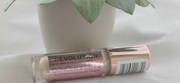 Makeup Revolution Conceal and Define Concealer: Really That Good?