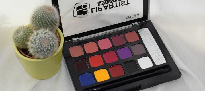 Catrice Cosmetics Lip Artist ProPalette