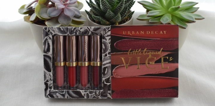 Urban Decay Little Liquid Vices Set