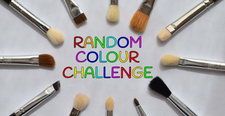 Random Colour Challenge: Part 1: Somewhat of A Fail