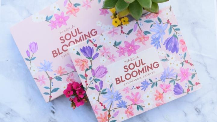 Nabla Cosmetics Soul BloomingPalette