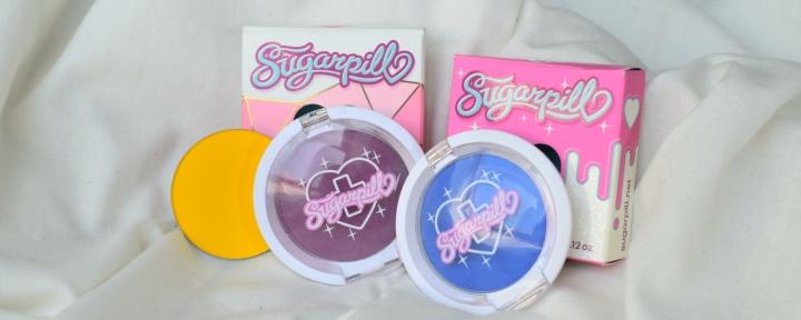 Sugarpill Eyeshadows Buttercupcake, 2AM & VelocityReview