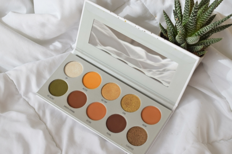 Morphe X Jaclyn Hill The Vault Collection: Armed & Gorgeous