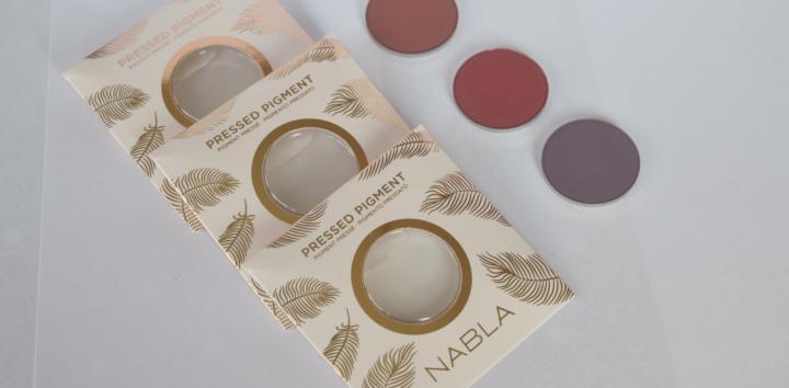 Nabla Cosmetics The Feather Collection: Artemisia, Verve &Poetry