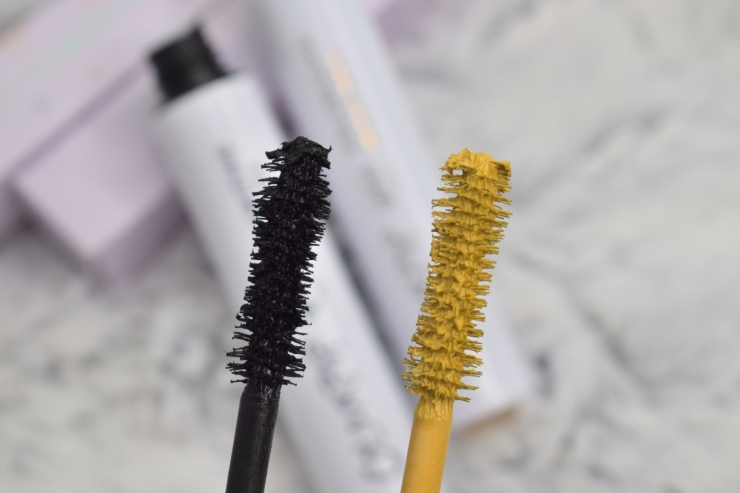 Colourpop-BFF-Mascara-review-yellow-goodbye-black-on-black-swatches (2)