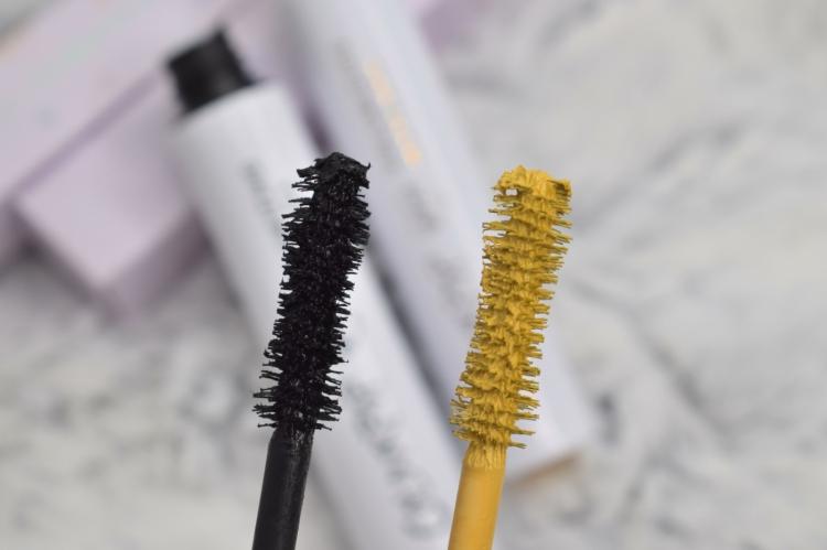 Colourpop-BFF-Mascara-review-yellow-goodbye-black-on-black-swatches (2)