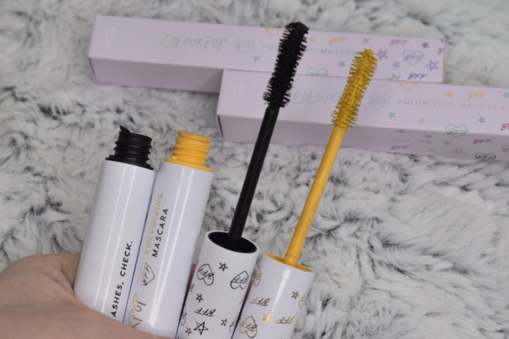 Colourpop-BFF-Mascara-review-yellow-goodbye-black-on-black-swatches (3)