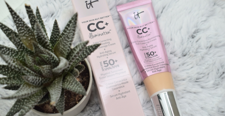 It Cosmetics CC+ Illumination Foundation