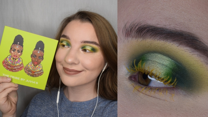 Tutorial Sunday: Juvia's Place The Tribe Palette
