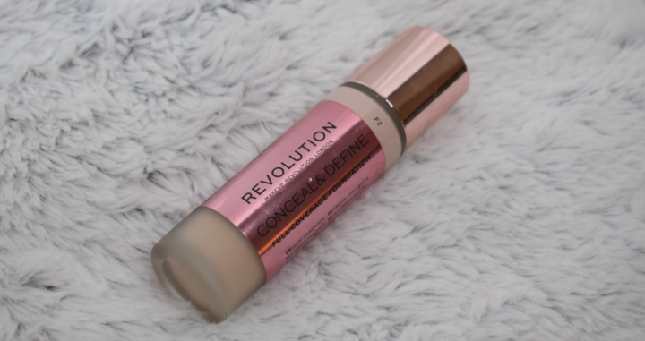 Makeup Revolution Conceal & DefineFoundation