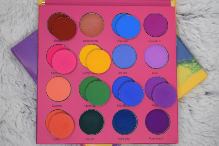 coloured raine vivid pigments (12)