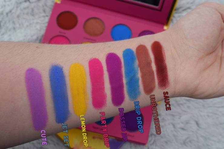 coloured raine vivid pigments (14)