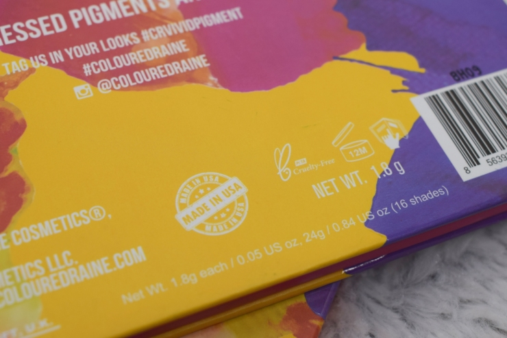 coloured raine vivid pigments (6)