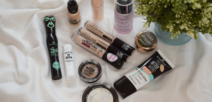 A Drugstore Haul Featuring Essence, Catrice & Revolution