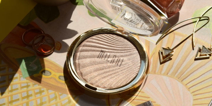 Milani Strobelight Highlighter in Afterglow