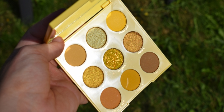 Colourpop Uh-Huh Honey |  Review & Swatches🍯