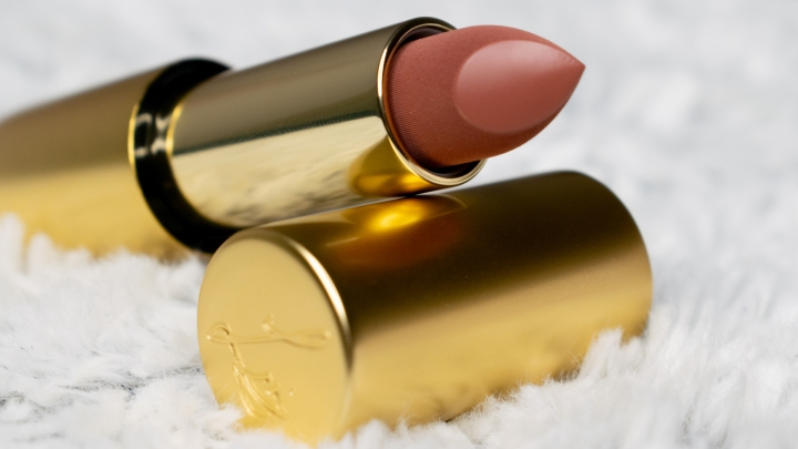 Lisa Eldridge True Velvet Lip Colour Velvet Fawn |Review