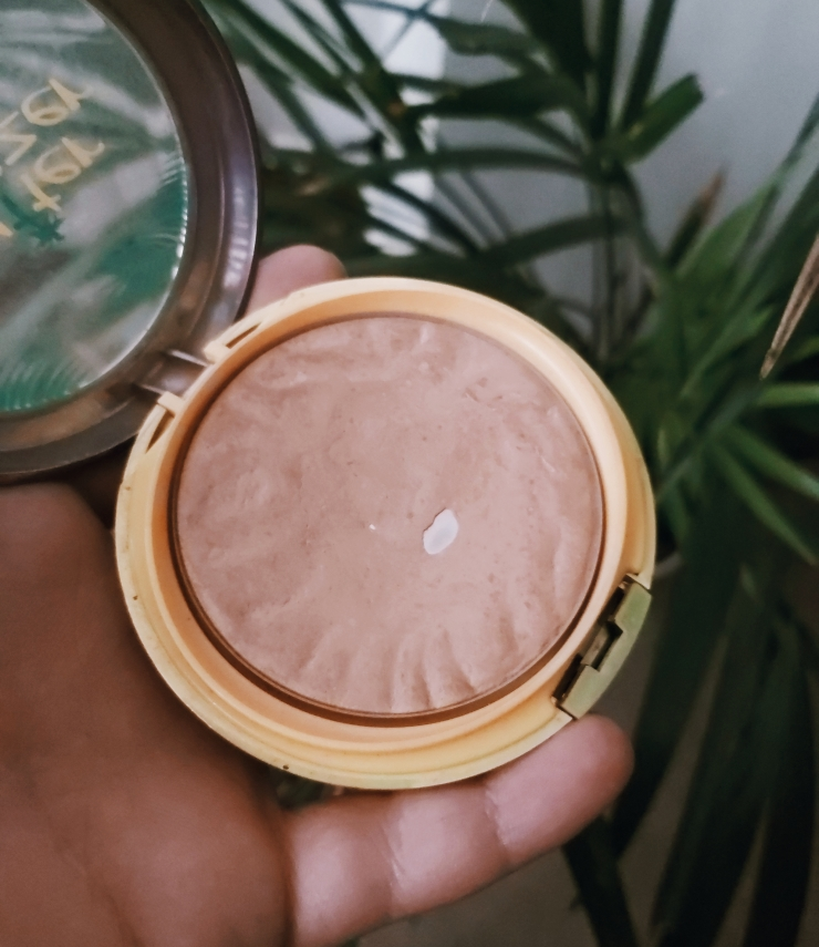 butter bronzer pan