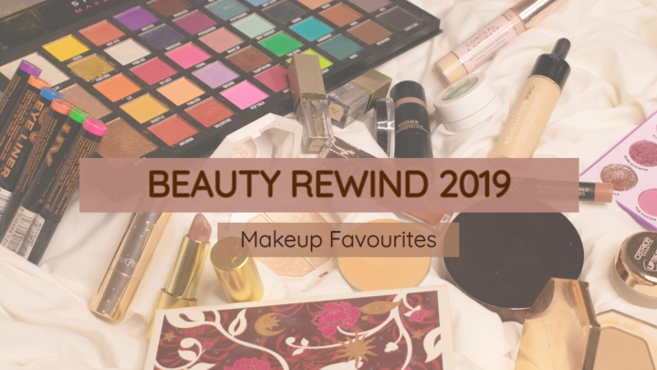 Beauty Rewind: Favorite Makeup of 2019