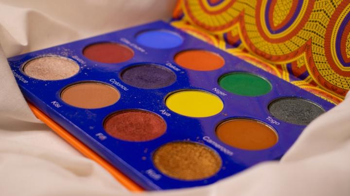 Juvias Place The Afrique Palette Review &Swatches