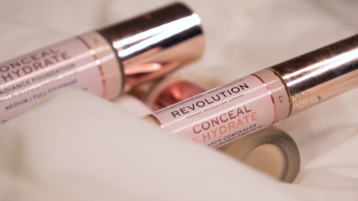 Makeup Revolution Conceal & Hydrate Concealer Review