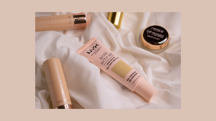 NYX Cosmetics Bare With Me Tinted Skin VeilReview