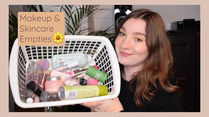 Makeup & SkincareEmpties
