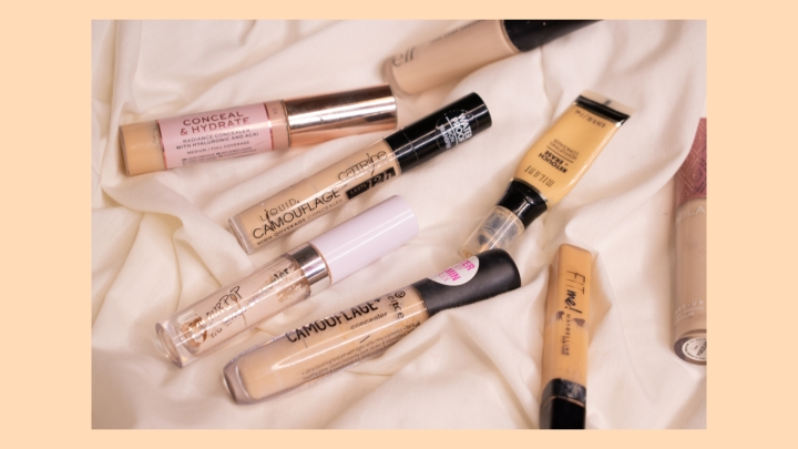 Ranking My Concealer Collection From Worst to Best