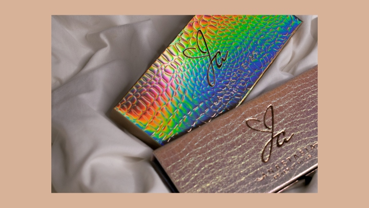 Anastasia Beverly Hills x Jackie Aina Palette Review & swatches