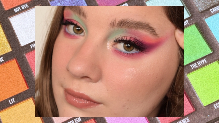 Three Looks One Palette: Bperfect Stacey Marie Carnival XL Pro