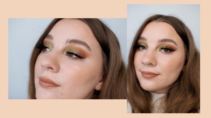 Green Smokey EyesTutorial