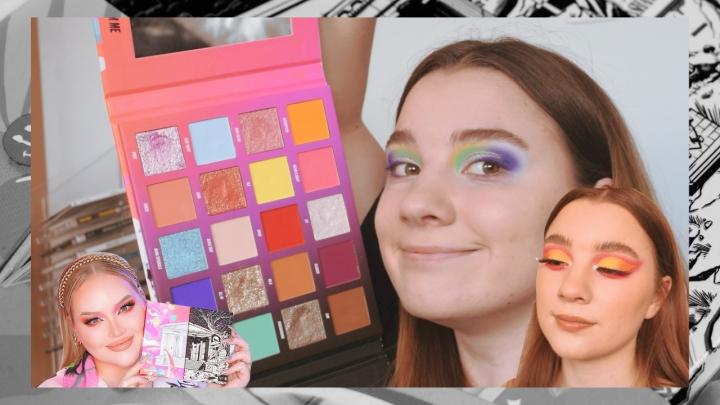 Nikkie Tutorials X Beauty Bay Palette I Review & 3Looks