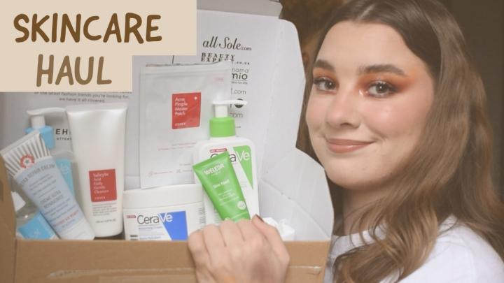 Skincare Haul: Cerave, COSRX &More!
