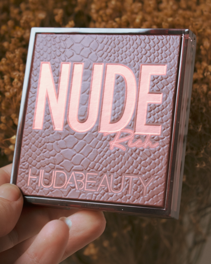 Huda Beauty Rich Nude ObsessionsPalette