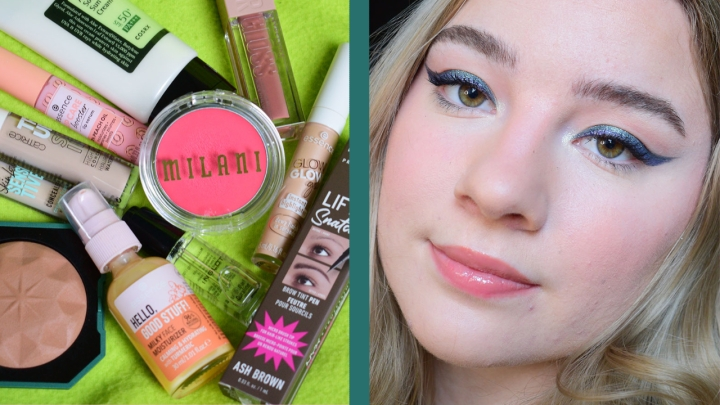 PLAYING WITH NEW MAKEUP | Essence, Milani, Maybelline &More