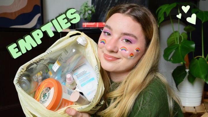 Makeup & SkincareEmpties!