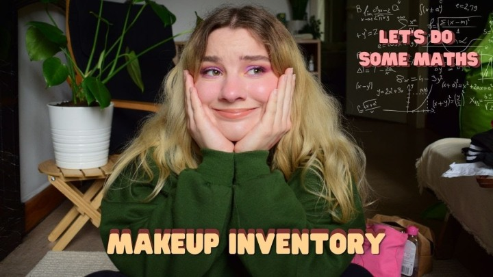 MAKEUP INVENTORY | July2021